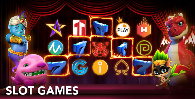 Slot Games And Online Casino